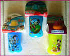 TOY STORY 3 or MICKEY or MINNIE - Spill-Proof DRINK CUP BOTTLE 9m+ BPA Free  NEW
