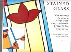 START A CRAFT STAINED GLASS BY WRIGLEY & GERSTEIN ~ SIMPLE TO USE TEMPLATES