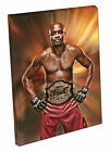 Canvas art print ready to hang Ultimate fighter ANDERSON SILVA the champ