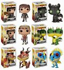How To Train Your Dragon 2 Pop! Vinyl Figures by Funko - NEW