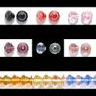 50 Preciosa Czech Fire Polished Glass Faceted 10mm Bell Beads You Pick Color
