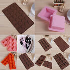 Chocolate Cookie Muffin Candy Jelly Baking Silicone cake Mould Mold Bakeware
