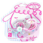 Baby Annabell Dummy With Ribbon & Clip Choice of Colours (One Supplied) NEW