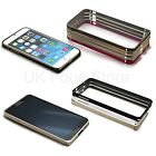 New Slim Thin Aluminium Metal Frame Bumper Case Cover + Free Screen Protector