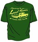 """Introducing The New"" Land Rover, by Rover, Retro T-Shirt."