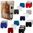 100% GENUINE CALVIN KLEIN: 3 MENS CK TRUNKS / BOXERS SEVERAL COLOURS, BRAND NEW