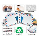 MIGHTY WALLET Tyvek Paper Super durable.  Lightweight and thin Inexpensive fun!