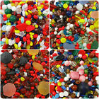 100g Assorted Czech Glass Beads Bundle Kit - Mixed Colours Jewellery Crafts