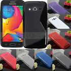 S Line Slim Soft TPU Gel Silicone Case Cover Skin For Samsung Galaxy Avant G386T