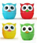 Kitchen Timer-Cute OWLET-60 minute-Baby Owls-Ring Sound-in assorted colors