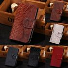 Luxury Snake Effect Leather Flip Wallet Case Cover Pouch For Apple iPhone 5/5S