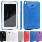 "Soft TPU Gel Silicone Protector Case Cover For Samsung Galaxy Tab 3 Lite 7"" T110"