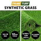 10 20 SQM Synthetic Grass Artificial Turf Plastic Green Plant Lawn Flooring