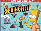 "Simpsons Comics ""Springfield City Guide"" Deutsch - Buch, Sonderband"