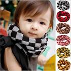 2013 Lattice Girls Boy Child Winter Knitted Neck Warmer Scarf Scarves Snood Tube