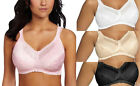 Playtex 18 Hour Airform Comfort Lace Wirefree Bra - Style 4088 - ONE DAY SALE!!!