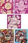 PIRATE OR PRINCESS PARTY COMPLETE TABLEWARE SETS CUPS PLATES NAPKINS HATS COVERS
