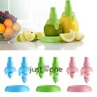2x Chic Home Kitchen Lemon Juice Sprayer Citrus Spray Mini Squeezer Hand Juicer