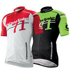 "Cannondale "" Equipo 71 "" Ss Jersey Jersey 4m125 Nuevo"