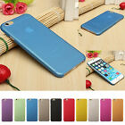0.3mm Ultra Thin Slim Matte Hard Back Case Cover Skin For Apple iPhone 6 4.7""