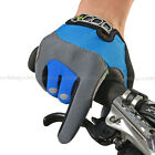 Rockbros Full Finger Gloves Autumn And Winter Touch Screen For Smartphone Blue