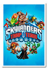 Skylanders Trap Team Magnetic Notice Board Includes Magnets