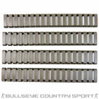 G&G RIS LADDER RAIL PANEL SET 20MM COVERS AIRSOFT GRIP GUARD BLACK OD GREEN