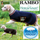 Rambo Grand Prix Waterproof Fleece Dog Coat Rug (RRA040) **BNWT**