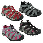 Women PDQ Closed Toe Walking Beach Holiday Sports Adventure Shoes Sandals Uk3-9