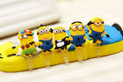 AEC30 3.5mm 3D Cute Despicable Me Minions Anti Dust Plug Cover For Cell Phone
