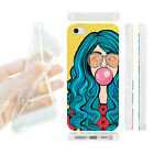 HEAD CASE GRAPHIC POP GEL SKIN BACK CASE COVER FOR APPLE iPHONE 5