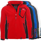 Geographical Norway Tsunami Herren Softshelljacke Outdoor Jacke Wasserfest