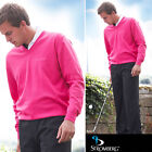 ex DISPLAY STROMBERG TROUSER CO. FUNKY RIVERIA SWEATERS/JUMPERS - CERISE