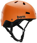 Bern Macon Hard Hat Skate Bike Helmet New 2014 Various Colours and Sizes