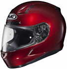 HJC CL-17 Solid Color Wine Red Motorcycle Helmets