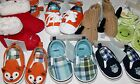 NWT Gymboree Baby Boy Crib Shoes Boots Booties Slip on Holiday 01 02 03 04