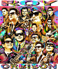 ROY ORBISON TRIBUTE T-SHIRT OR PRINT BY ED SEEMAN