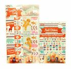 **NPW Scratch & Sniff Nail Wraps+Stickers HOLIDAY/CHRISTMAS Decals *YOU CHOOSE*