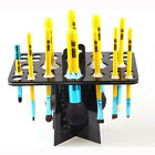 Hot Makeup Folding Collapsible Air Drying Brush Organizing Tree Rack Holder