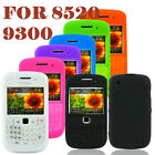 Gel Silicone Keypad Case Cover for Blackberry Curve 8520 8530 9300 9330 3G
