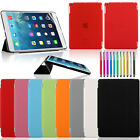 Magnetic Smart Cover Case + Back Case Cover for Apple iPad 5 iPad Air 2013