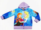Frozen Girl Hooded Hoodie Spring Jacket #1410 Blue Size 4-10 age 3-10