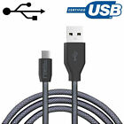 NXET lot Android Durable Micro USB Charger & Data Sync Cable Lead For Sony