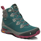 Ahnu Women's Sugarpine Mid Waterproof Hiking Boots, Deep Teal