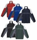 Reebok Mens Fully Lined Performance Jacket S-2XL 3XL 4XL 5XL Windbreaker shirt