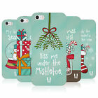 HEAD CASE HOLIDAY CRAZE GEL SKIN BACK CASE COVER FOR APPLE iPHONE 5S