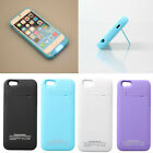 """4200mAh Power Bank Back Up Battery Charger Case Cover Stand for iPhone 6 6s 4.7"""""""