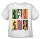 Youth: Elvis Presley - Retro Boxes T-Shirt White