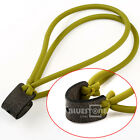 Lots Slingshot Power Bands Catapult Durable Elastic Rubber Latex Band Army Green