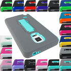 FOR SAMSUNG GALAXY NOTE EDGE RUGGED HYBRID ARMOR IMPACT CASE COVER+STYLUS/PEN